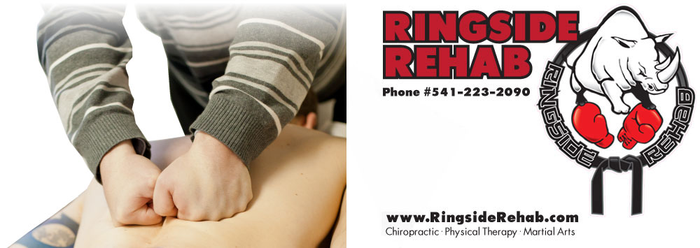 Ringside Rehab martial arts